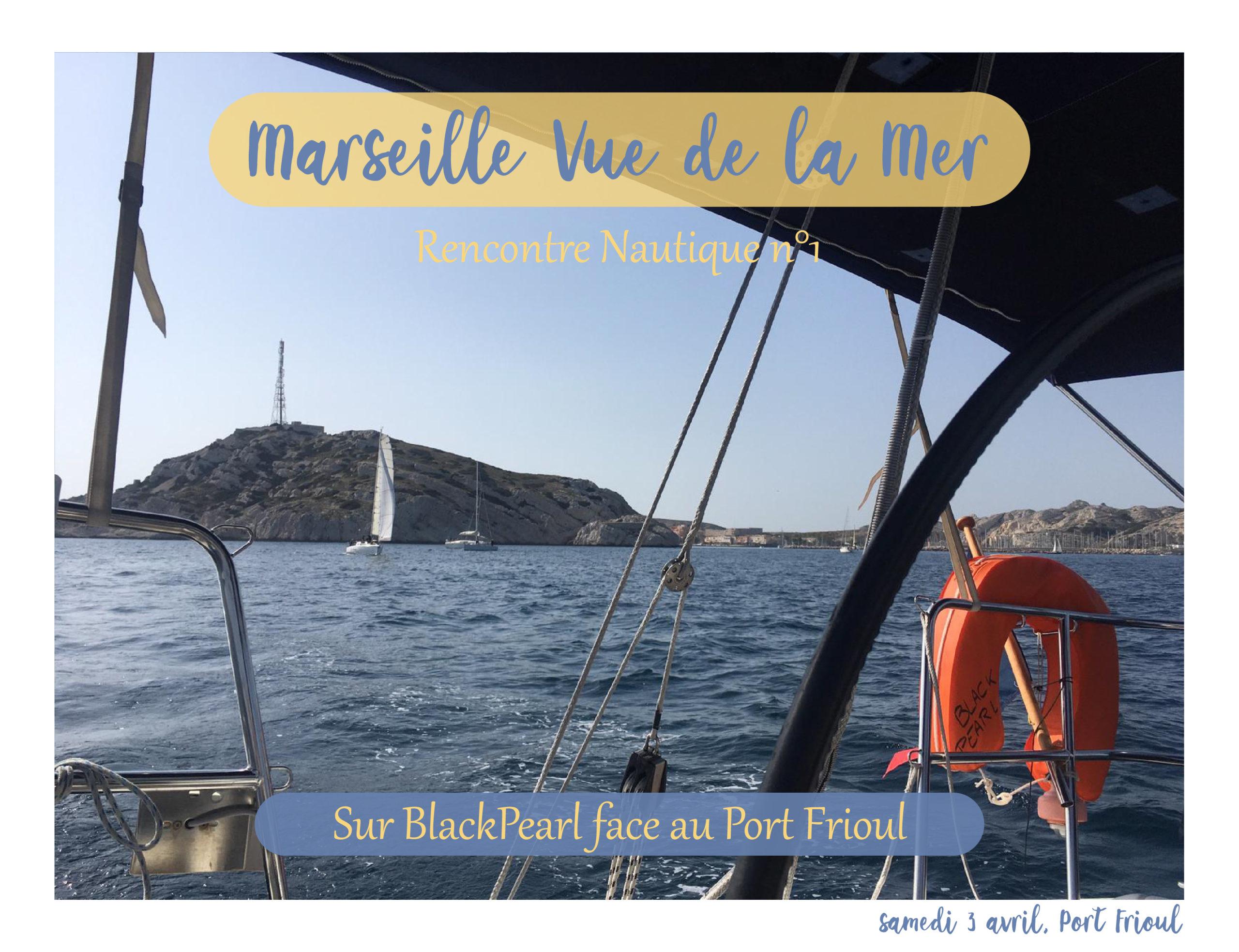 Marseille Vue Mer